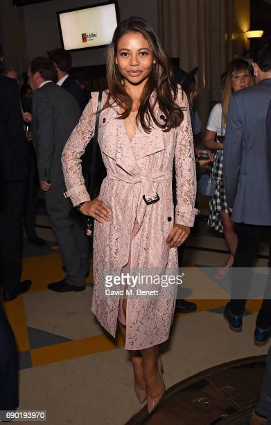 Lady Weymouth attends the launch of the London Evening Standard's inaugural Food Month hosted by Grace Dent and Tom Parker Bowles at The Banking Hall...