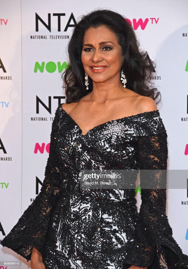 National Television Awards - Press Room : News Photo