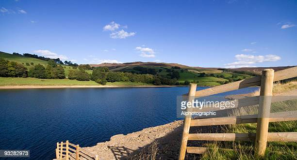 ladybower reservoir - south yorkshire stock pictures, royalty-free photos & images