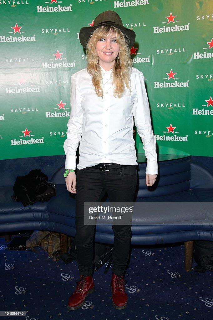 Heineken 'Skyfall' VIP Preview Screening - After Party