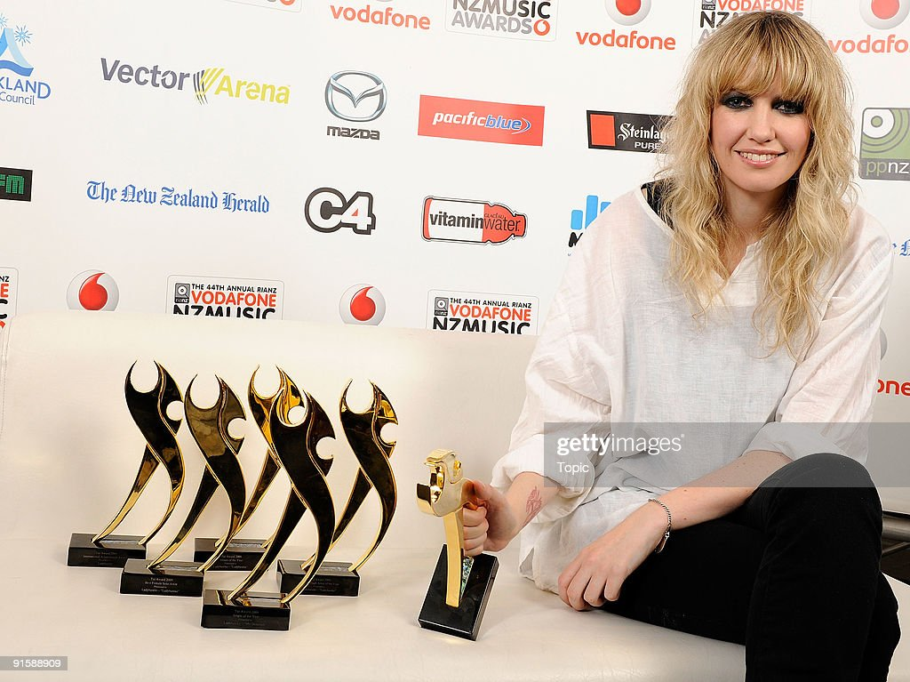 2009 Vodafone Music Awards - Awards Room