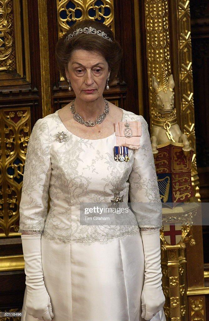 Lady Susan Hussey : News Photo