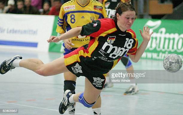 Laender - Turnier, Cloppenburg; Frauen; Heike SCHMIDT/GER