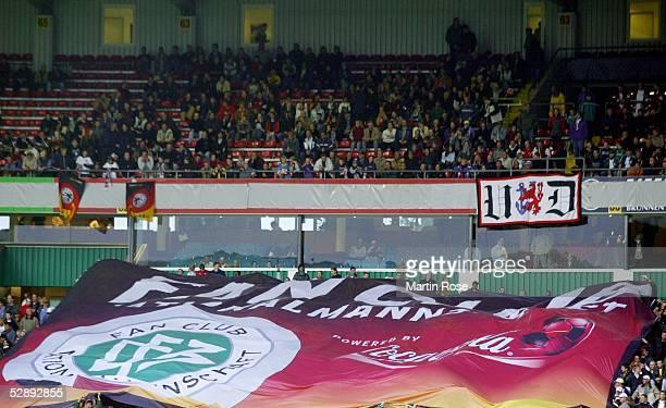 Laenderspiel 2003, Bremen; Deutschland - Serbien-Montenegro 1:0; GER Fans