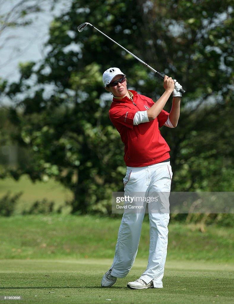 Junior Open Championship Final Day : News Photo