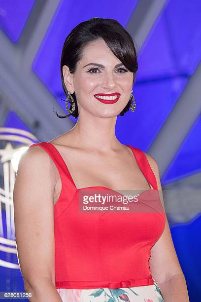 Laetitia Bleger attends the 16th Marrakech International Film Festival Day Five on December 6 2016 in Marrakech Morocco
