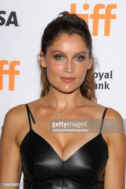 Laetitia Casta attends 'A Faithful Man' Premiere during 2018 Toronto International Film Festival at Scotiabank Theatre on September 9 2018 in Toronto...