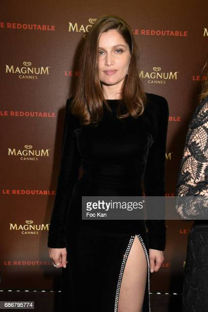 Laetitia Casta attends 'Le Redoutable ' Afer Party At Le Silencio The 70th Annual Cannes Film Festival on May 21 2017 in Cannes France