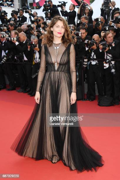 Laetitia Casta attends the 70th Anniversary of the 70th annual Cannes Film  Festival at Palais des fed9d679e0e5
