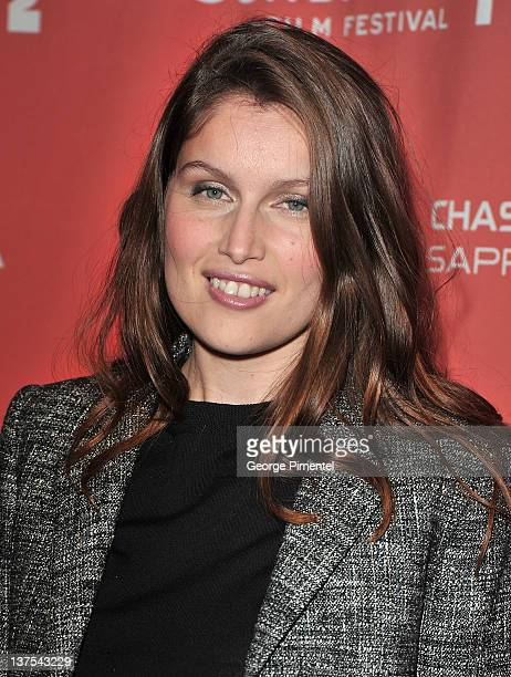 Laetitia Casta attends the 'Arbitrage' Premiere at the Eccles Center Theatre during the 2011 Sundance Film Festival on January 21 2012 in Park City...