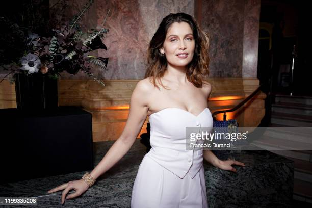 Laetitia Casta attends the Cesar Revelations 2020 at Petit Palais Ceremony on January 13 2020 in Paris France