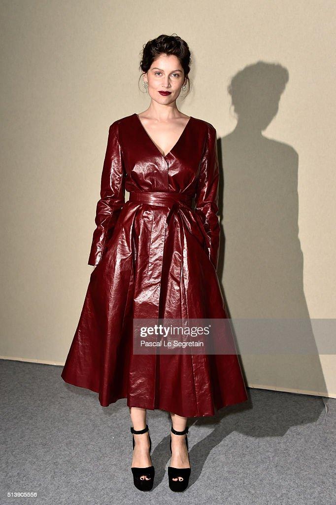 Nina Ricci : Front Row  - Paris Fashion Week Womenswear Fall/Winter 2016/2017