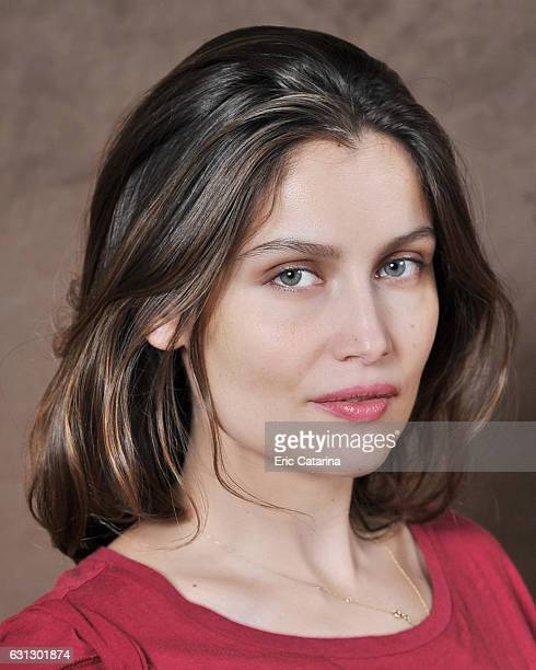 Laetitia Casta is photographed for Self Assignment on October 25 2016 in Montpellier France