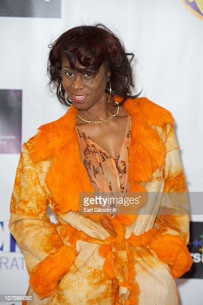 LaFaye Baker appears on the red carpet for the 2nd Annual AAFCA Awards on December 13 2010 in Los Angeles California