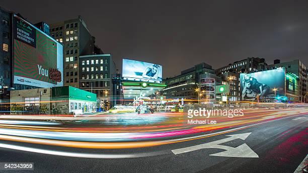 lafayette and houston - new york - ヒューストンストリート ストックフォトと画像