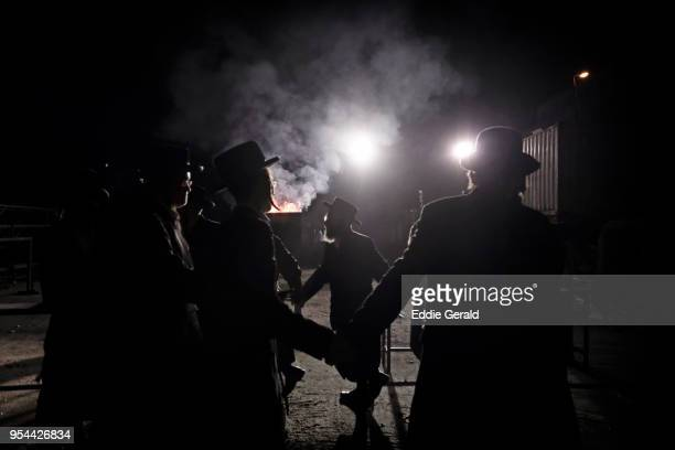 lag baomer celebrated in jerusalem, israel - lag baomer stock pictures, royalty-free photos & images