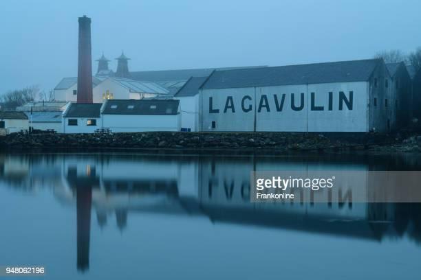 Lagavulin Distillery, Isle Of Islay