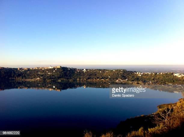 Lago di Castel Gandolfo - Albano