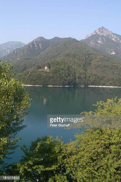 Lago di Ledro See Reise Italien/Europa in der Nähe vom Gardasee GardaSee Berg Berge