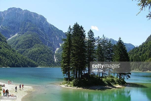 Lago di Predil.
