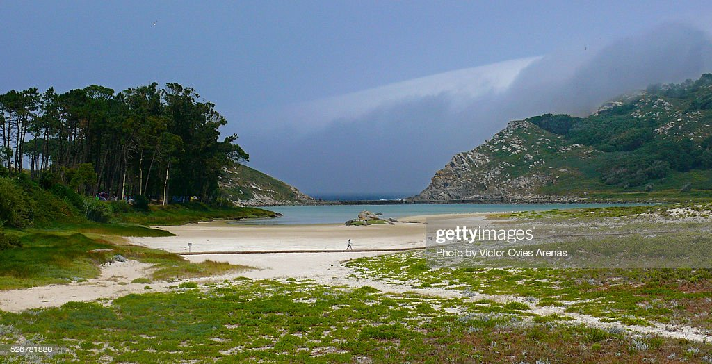 Lago dos Nenos (The children's lake) : Foto de stock