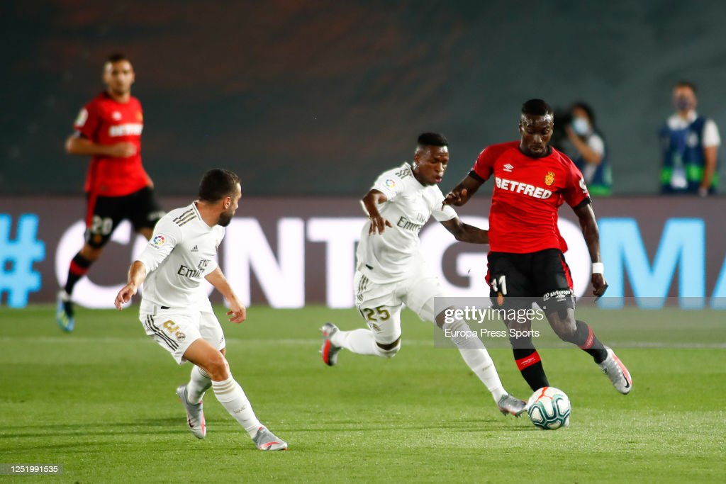 LaLiga - Real Madrid V RCD Mallorca : News Photo