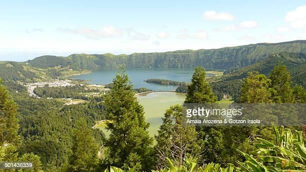 Lagoa das Sete Cidades, Sao Miguel (Azores)