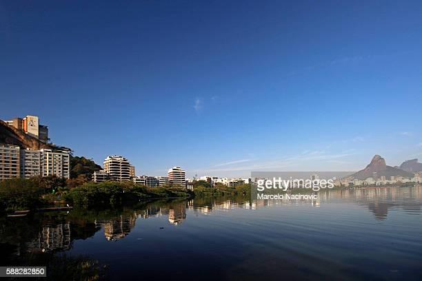 Lagoa in Rio de Janeiro