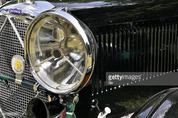 Lagonda Headlight