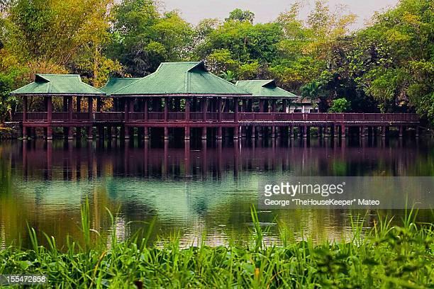 lagoon - cidade de quezon - fotografias e filmes do acervo
