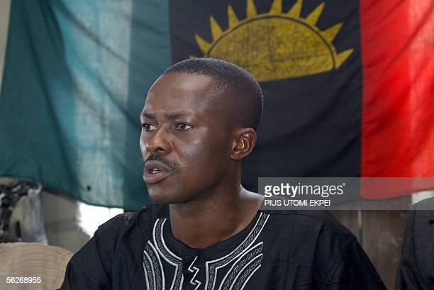 Director of Organisation of the Movement for the Actualisation of the Sovereign State of Biafra Nnamdi Ohiagu calls for a voluntary stay at home for...