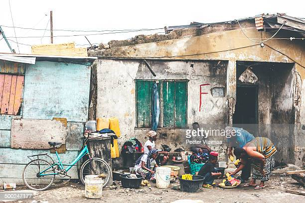 lagos, nigeria. - lagos nigeria stock pictures, royalty-free photos & images