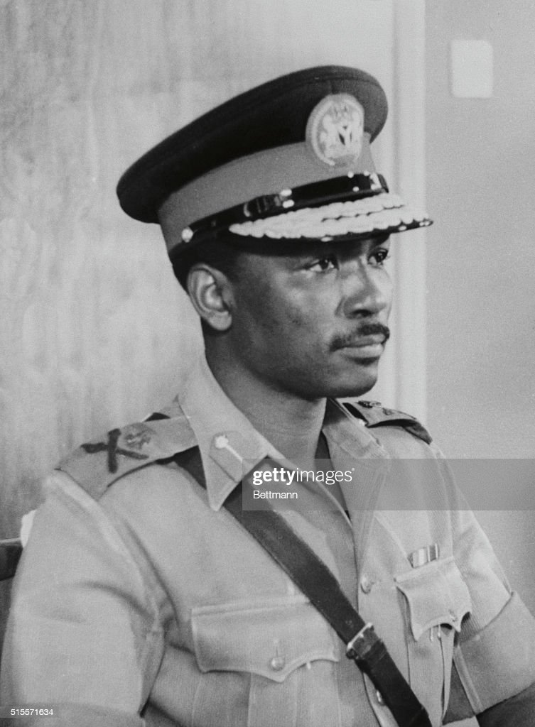 General Yakubu Gowon Of Nigeria : Photo d'actualité