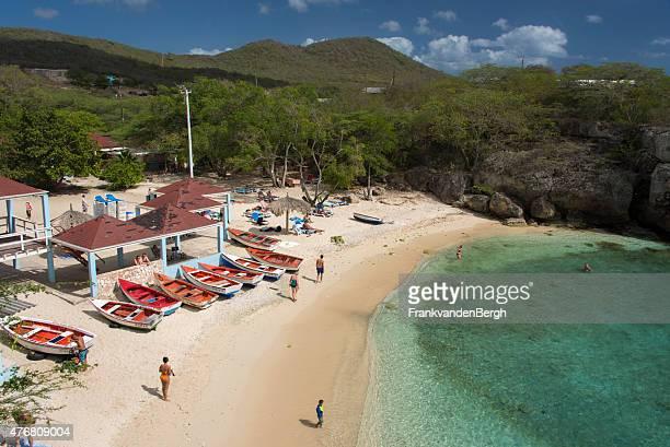 Lagun Beach on Curacao