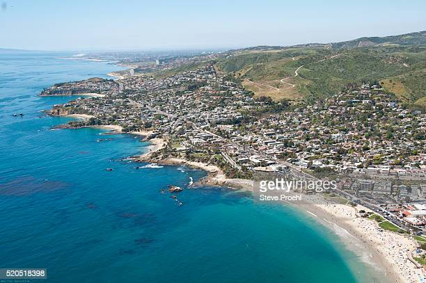 laguna beach, california - laguna beach california stock pictures, royalty-free photos & images