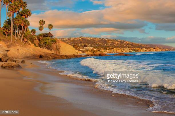 Laguna Beach coastline,Pacific Ocean,Rte 1,Orange County,CA