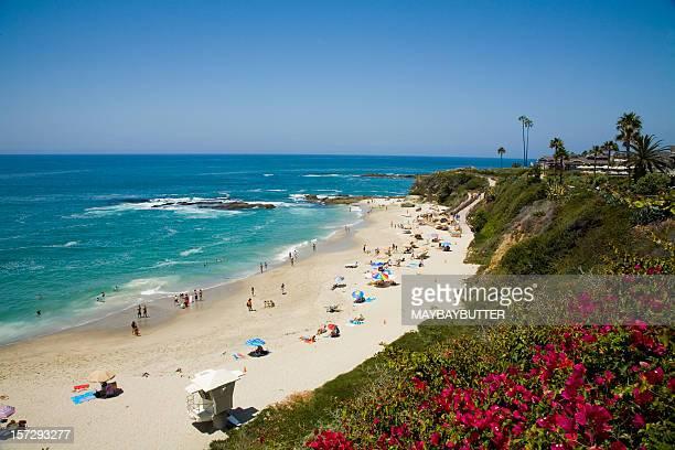 laguna beach resort - laguna beach california stock pictures, royalty-free photos & images