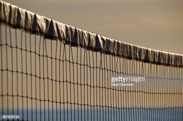 Laguna Beach Volleyball Net