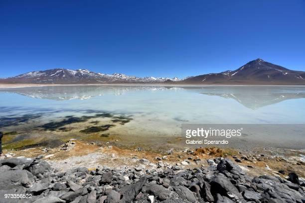 Laguna Blanca, Bolivia