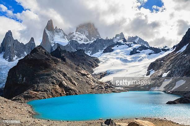 Laguna de los tres,  Los Glaciares National Park