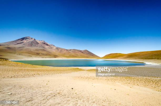 laguna miniques - waterhole stock pictures, royalty-free photos & images