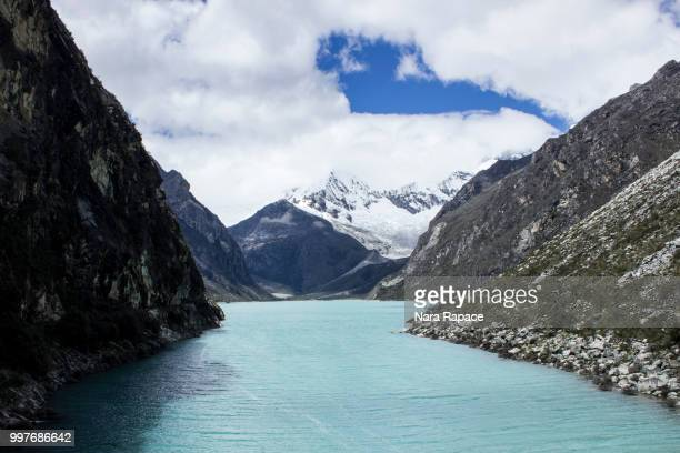 laguna paron - rapace stock photos and pictures