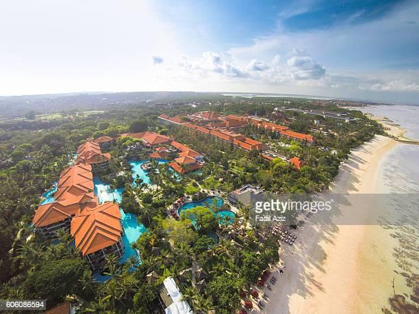 Laguna Resort.  Nusa Dua. Bali.