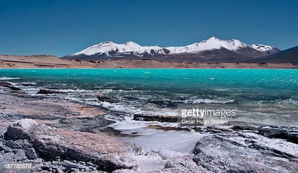 laguna verde - cordoba argentina stock photos and pictures