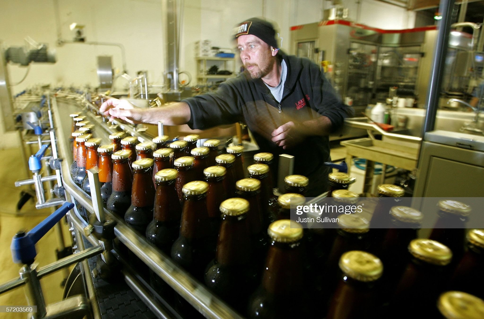Microbrewery Sales Surge In the U.S. : Photo d'actualité