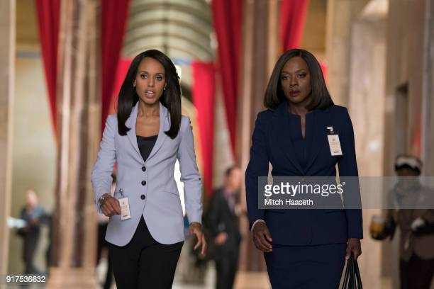 SCANDAL 'Lahey v Commonwealth of Pennsylvania' As Annalise's classaction case hangs in the balance a meeting with the esteemed Washington DC fixer...