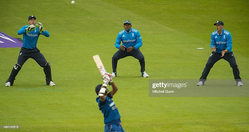 England v Sri Lanka - 3rd ODI: Royal London One-Day Series