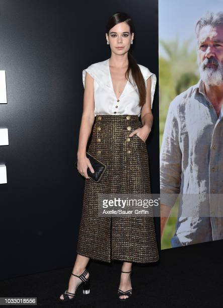 Laia Costa arrives at the premiere of Amazon Studios' 'Life Itself' at ArcLight Cinerama Dome on September 13 2018 in Hollywood California