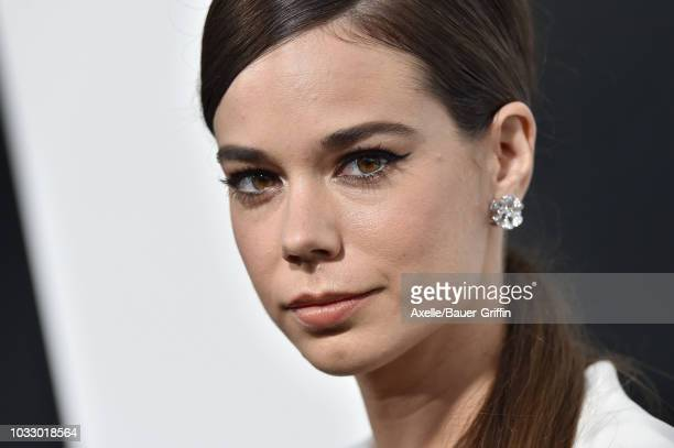 Laia Costa arrives at the premiere of Amazon Studios' 'Life Itself' at ArcLight Cinerama Dome on September 13, 2018 in Hollywood, California.