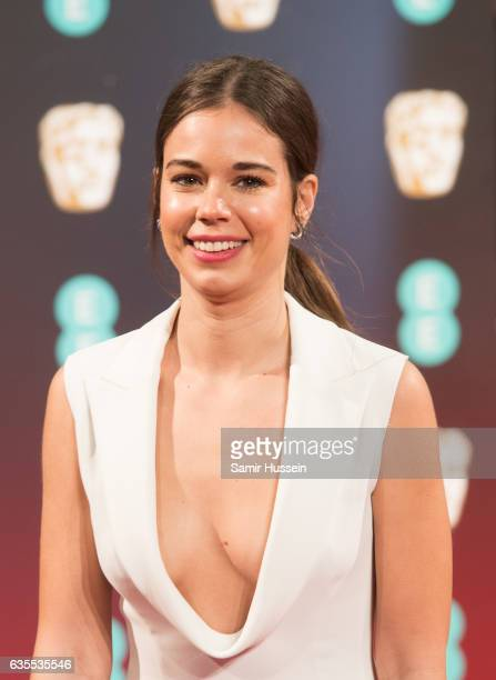 Laia Costa attends the 70th EE British Academy Film Awards at Royal Albert Hall on February 12, 2017 in London, England.
